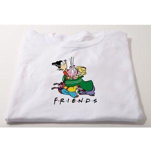 🆕Ed edd and eddy friends T-shirt